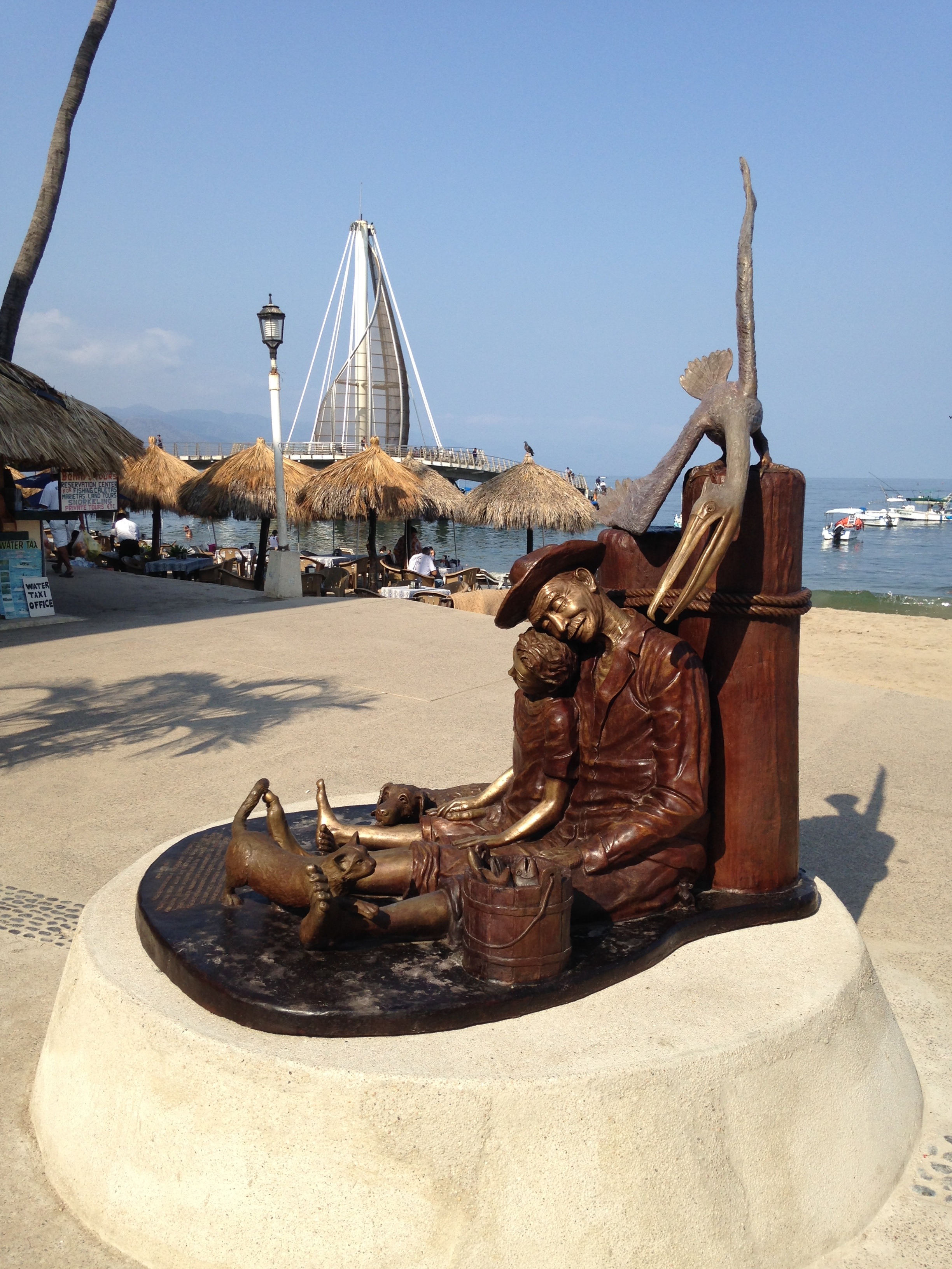 The Fishermen, bronze, 2018