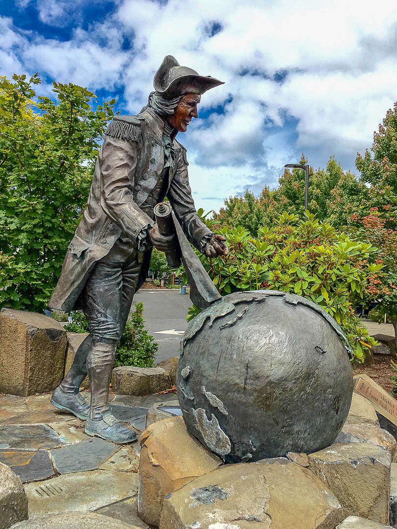 Captain George Vancouver by Jim and Christina Demetro 2