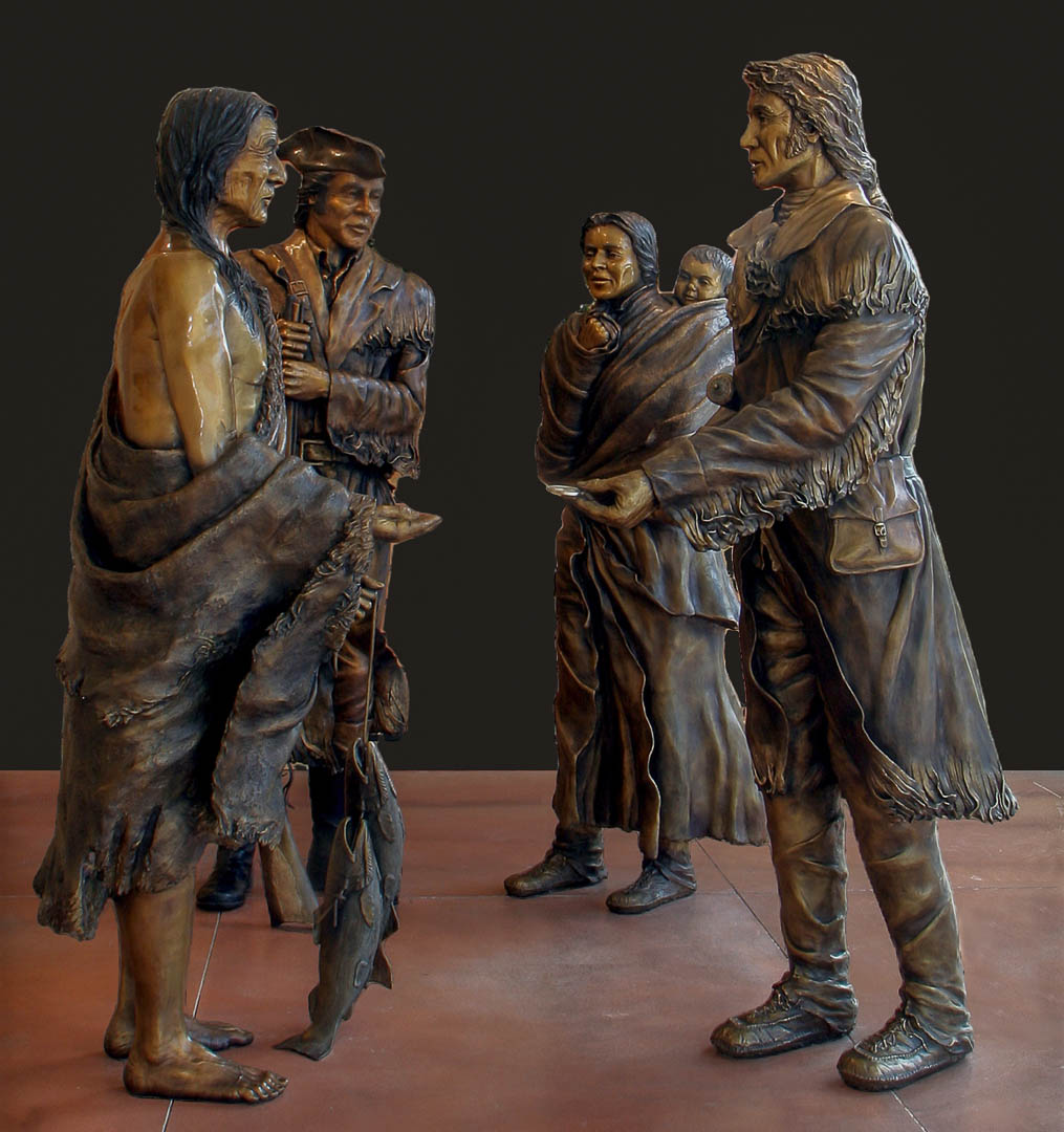 Lewis and Clark Expedition by Jim and Christina Demetro
