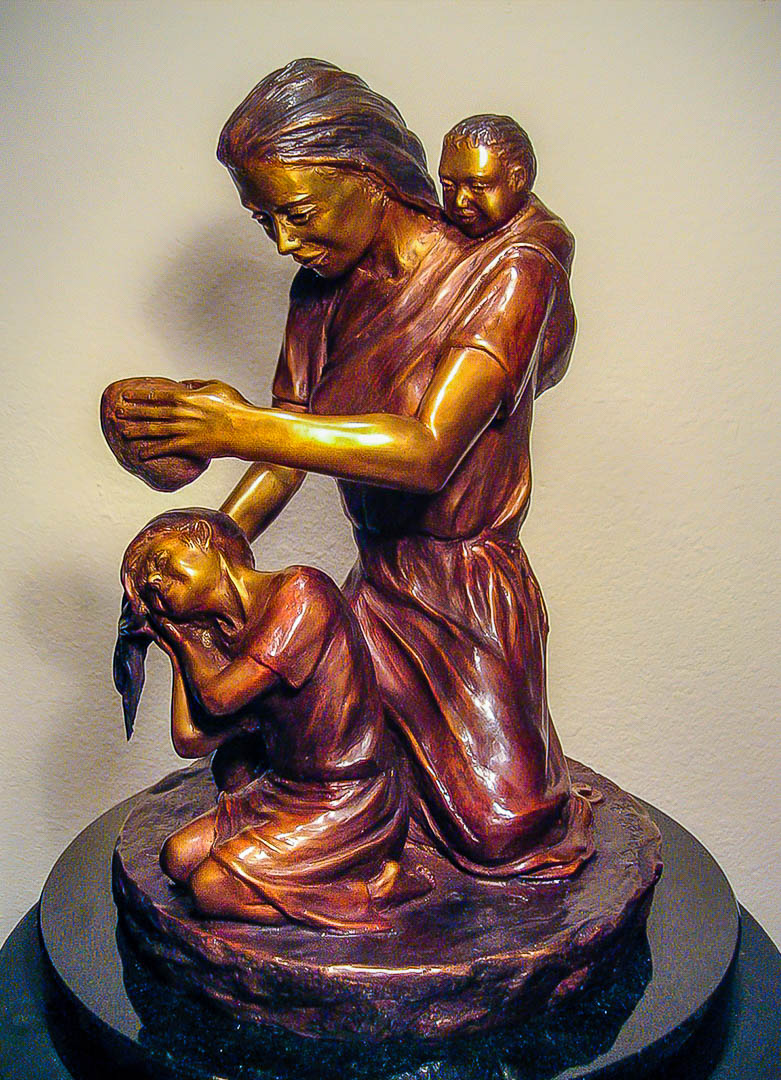 Mothers Touch by Jim Demetro small